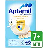 Aptamil 6 Months + Creamed Banana Porridge 125g