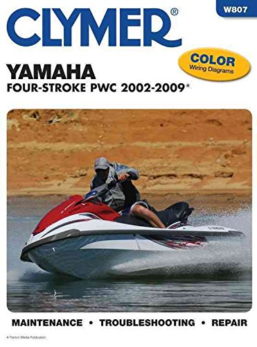 [Clymer Yamaha Four Stroke Pwc 2002-2009* (Clymer Motorcycle Repair)] (By: Penton) [published: January, 2009] -