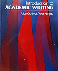 Introduction to Academic Writing (Longman Academic Writing Series)