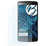 Bruni Schutzfolie kompatibel mit Lenovo Vibe X3 Lite / K4 Note Folie, glasklare Bildschirmschutzfolie (2X)