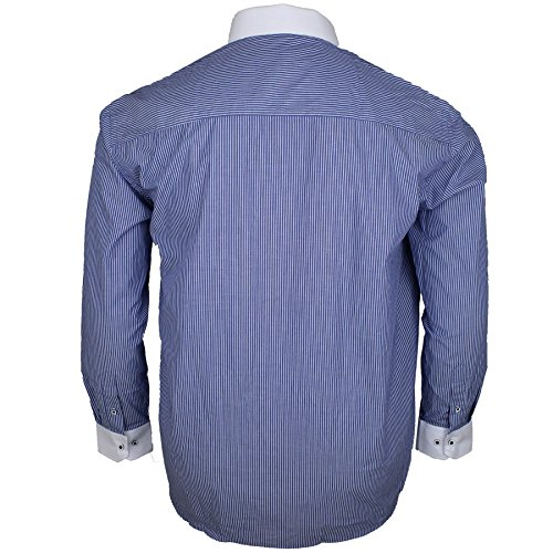 Cotton Valley - Chemise casual - Homme Bleu