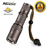 amiciVision X530 L2 LED Very Bright Flashlight and 5 Different Mode Without Battery