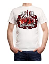 Pyro Is Not A Crime3 T-Shirt weiß