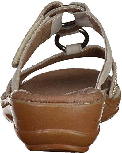 Ara 12-37234 Hawaii donna clogs & mules Grigio