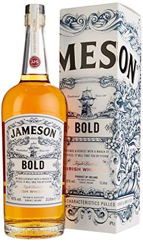 Jameson BOLD The Deconstructed Series Irish Whisky mit Geschenkverpackung (1 x 1 l)