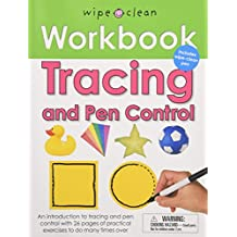 Tracing and Pen Control [With Wipe Clean Pen] (Wipe Clean Workbooks)