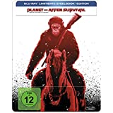 Planet der Affen: Survival - Limited Steelbook Edition