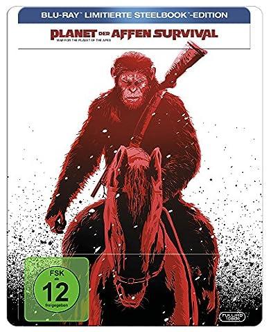 Planet Der Affen: Survival (bd-k)sb [Blu-ray]