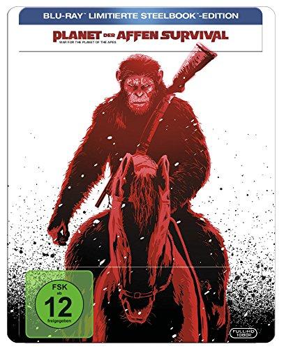 Planet der Affen: Survival - Limited Steelbook Edition [Blu-ray]
