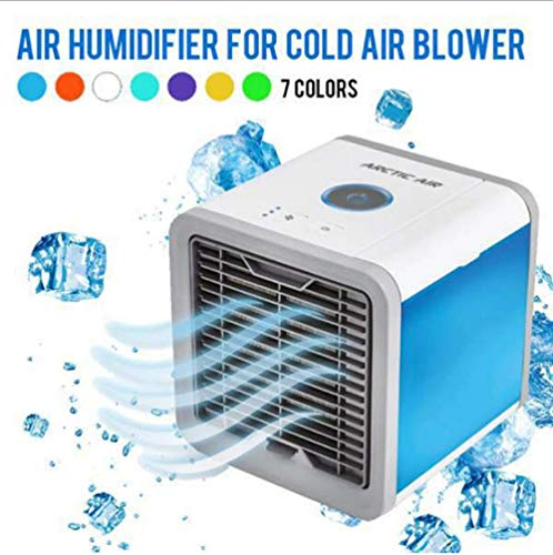 ymf Best Arctic Air Cooler Small Air Conditioner Mini Fan Portable Summer Air Conditioning Fan -