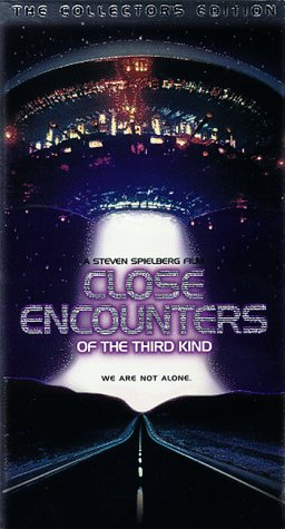 Close Encounters of the Third Kind [VHS]