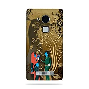 Printed Cover For Coolpad Note 3 8676-I02