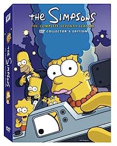 Simpsons: Season 7 [DVD] [1990] [Region 1] [US Import] [NTSC]