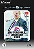 Fussball Manager 2004 [EA Most Wanted] - -