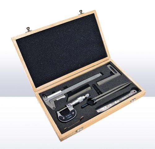 DEMA 6 teiliges Messwerkzeug-Set