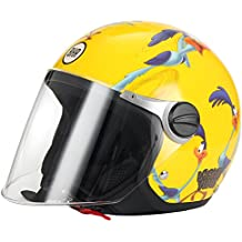 BHR 57144 Casco 713 Road Runner Niño Tamaño YL (53/54), multicolor
