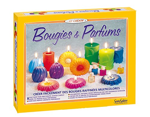 Sentosphere Bougies & parfums Kreativ-Kit