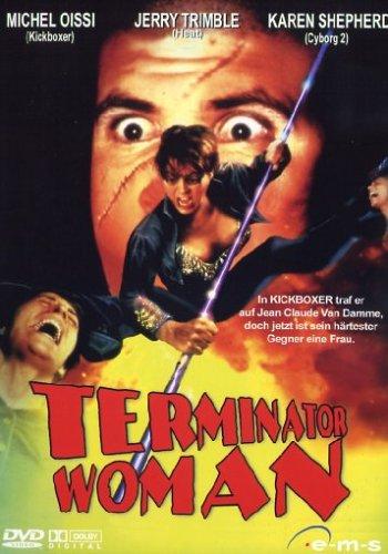 Bild von Terminator Woman