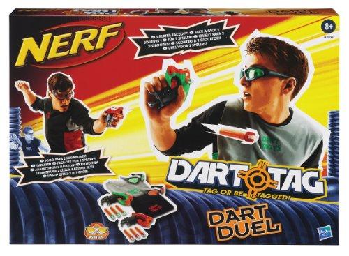 Nerf - Dardo target duelo dardos (Hasbro A2450E24)