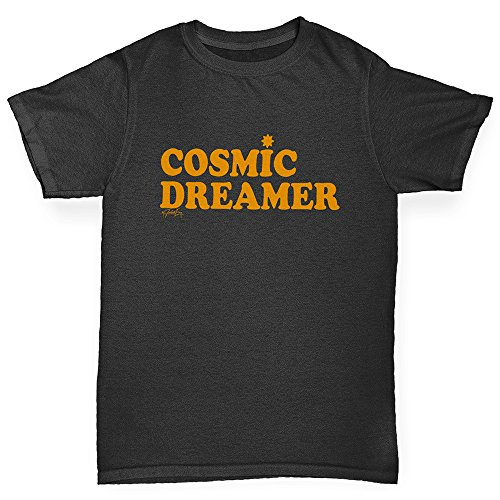 TWISTED ENVY Funny t Shirts for Girls Cosmic Dreamer