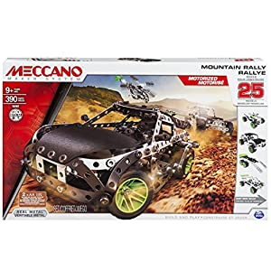 Meccano–Construction Game [Parent] by Spin Master