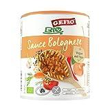GEFRO vegane Bio Sauce Bolognese 400g