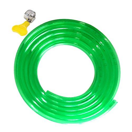 Sharplace Manguera Agua Jardín PVC Jardinería Flexible