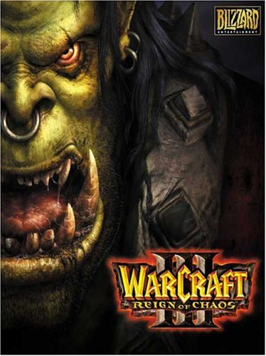 3 Starcraft Mac (WarCraft 3 Englische Version)