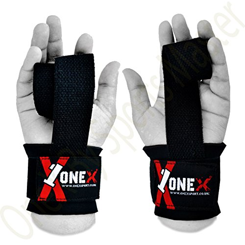 Onex-Premium-Weight-Lifting-Training-Gym-Straps-Hand-Bar-Wrist-Support-Gloves-Wraps-Ideal-for-Heavy-Duty-Lifting-Bodybuilding