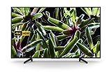Sony BRAVIA KD65XG7002ABU 65 Inch LED 4K HDR Ultra HD Smart TV - Black (2019 Model) (Amazon Exclusive)