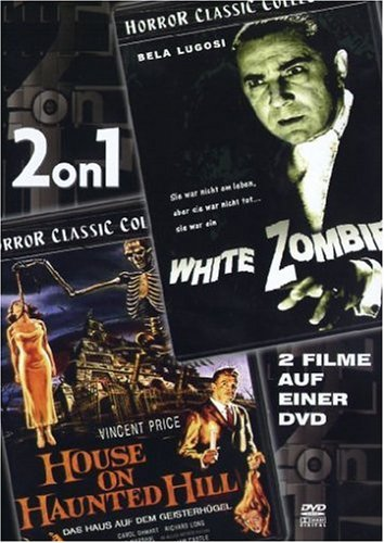 White Zombie/House on Haunted Hill (Haunted-house-film)