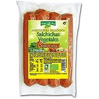 Hijas Del Sol Bio Salchicha Vegetal Chipolata - Paquete de 4 - Total: 200 gr