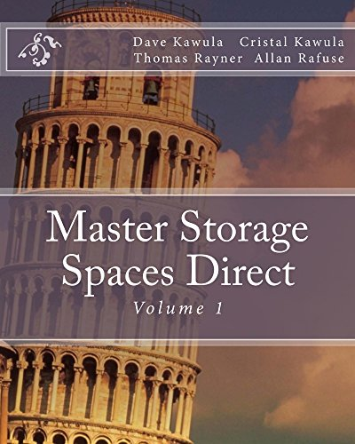 Master Storage Spaces Direct (Volume Book 1) (English Edition) por Dave Kawula