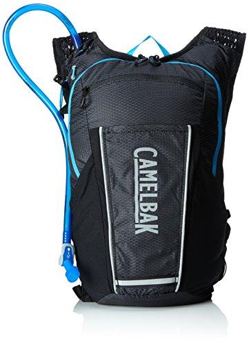 Camelbak Uni Ultra 10 Vest Trinkrucksack, Black/Atomic Blue, 70 oz