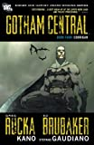 Image de Gotham Central Book 4: Corrigan