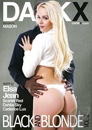 Black And Blonde # 2 DVD (Dark X)