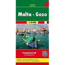 Freytag Berndt Autokarten, Malta - Gozo, Besondere Ausflugsziele - Maßstab 1:30.000 (freytag & berndt Auto + Freizeitkarten)