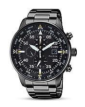 Citizen Orologio Cronografo Quarzo Uomo con Cinturino in Acciaio Inox CA0695-84E