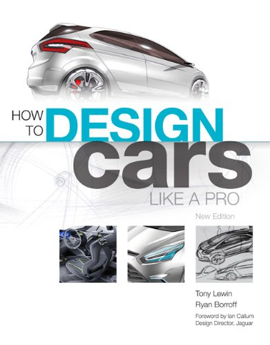How to Design Cars Like a Pro (English Edition)