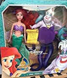 Disney Signature Collection ARIEL & URSULA Doll Set by Disney