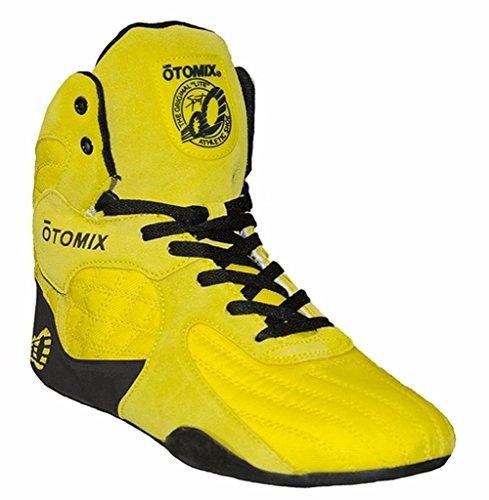 Scarpe Da Fitness Otomix Stingray Uomo, Diversi Colori E Taglie Giallo