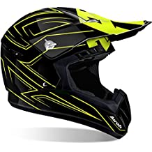 Airoh Casco Casco Cross Switch Start Ruck Blue Gloss TG L