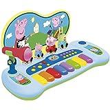 Claudio Reig - Organo Pepa Pig Con Personajes Melodias Y Micro 72-2328