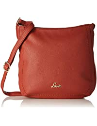 Lavie MARMA Women's Sling Bag (Brick)
