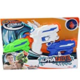 Hasbro B5806 - Nerf - Super Soaker - Alpha Fire 3er Pack