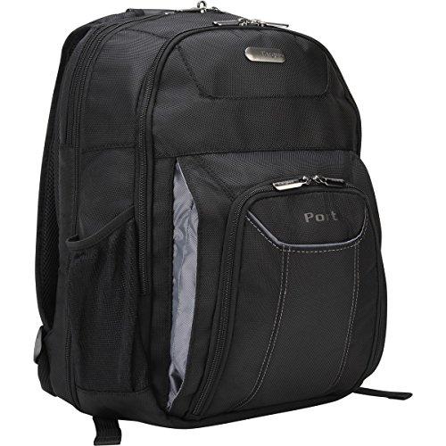 Targus TBB012US 15.8″ Mochila Negro maletines para portátil – Funda (40,1 cm (15.8″), Mochila, Negro, Poliéster, 1 kg)