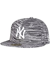 New Era Mujeres Gorras   Gorra plana Engineered Fit NY Yankees 59Fifty ad3ac919548