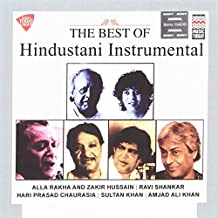 The Best of Hindustani instrumental
