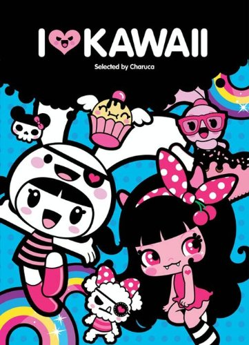 I Love Kawaii (English Edition) por Charuca