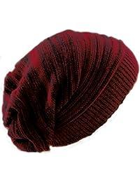 PRESKIN - Beanie bonnet d'hiver (taille universelle), cool - mais chaleureux accessoire de mode, unisexe
